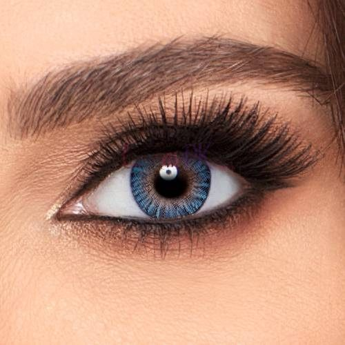 Buy Freshlook Blue Contact Lenses - One-Day - lenspk.com