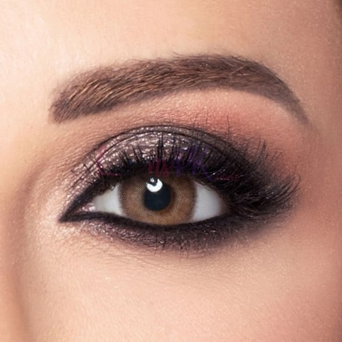 Amara Desert Rose Eye Contact Lenses