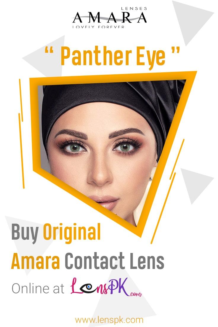 Panther Eye Amara eye lenses