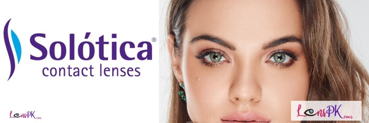 Solotica Contact Lenses in Pakistan