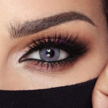 Buy Bella Lanvander Gray Contact Lenses - Elite Collection - lenspk.com