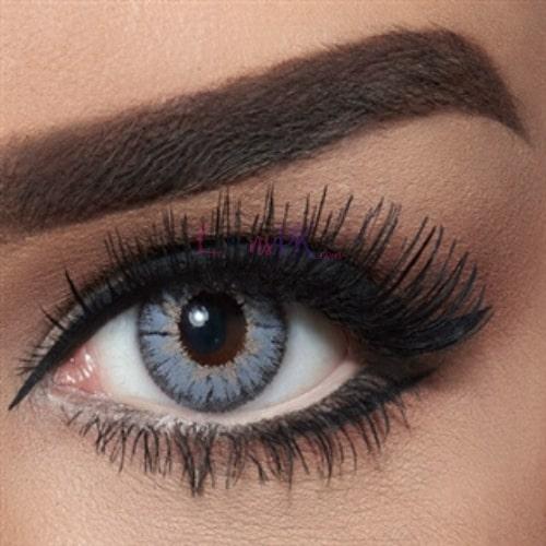 Buy Bella Natural Viola Gray Contact Lenses - lenspk.com