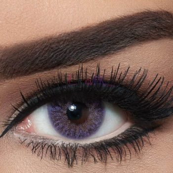 Buy Bella Natural Violet Contact Lenses - Glow Collection - lenspk.com