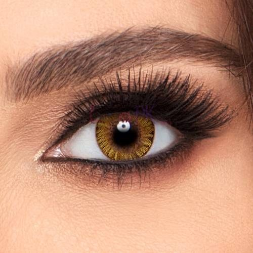 Buy Freshlook Pure Hazel Contact Lenses - One-Day - lenspk.com
