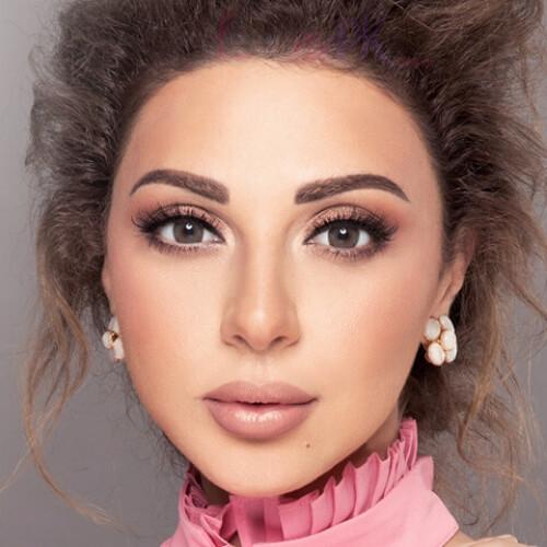 Buy Amara Dark Sepia Eye Contact Lenses in Pakistan @ Lenspk.com