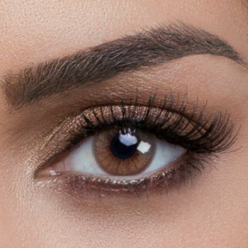 Buy Solotica Ocre Solflex Natural Collection Eye Contact Lenses In Pakistan at Solotica.pk